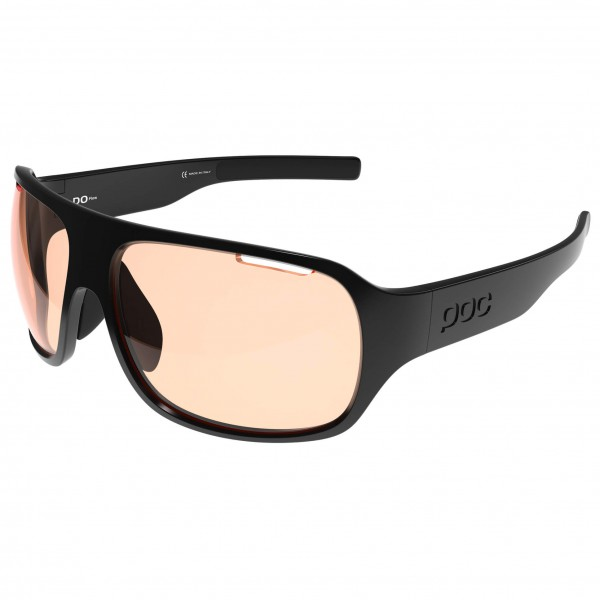 POC - DO Flow Uranium Black - Fahrradbrille