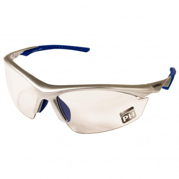 Shimano - Equinox2 Photochromic Clear + Blue Mirror + Yellow