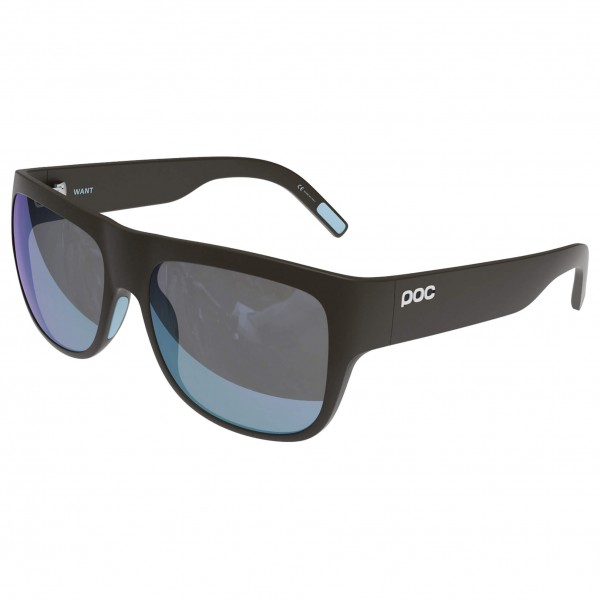 POC - Want Gadolinium Brown/Helium Blue - Cycling glasses
