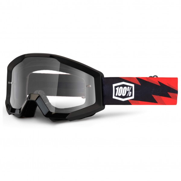 100% - Strata Youth Anti Fog Clear - Cycling glasses