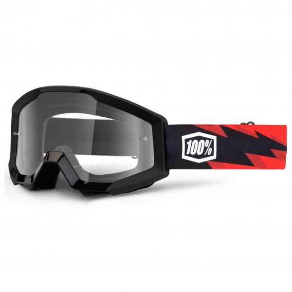 100% - Strata Youth Anti Fog Clear - Pyöräilylasit