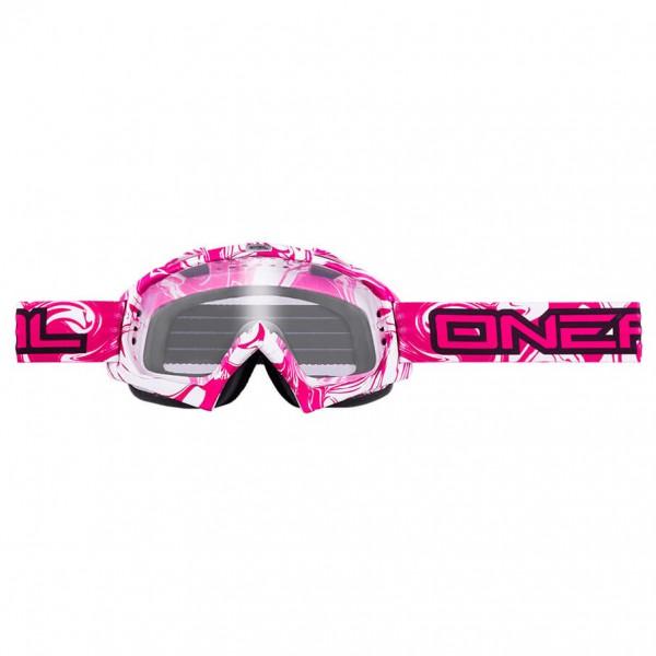 O'Neal - Women's B-Flex Goggle Clear Lens - Masques de ski