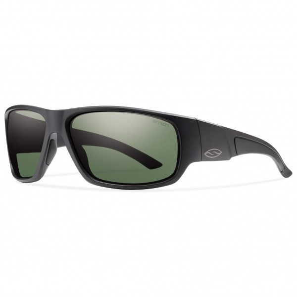 Smith - Discord Grey Green - Sonnenbrille