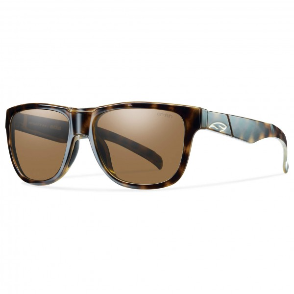 Smith - Lowdown Slim Brown Polarized - Solbriller