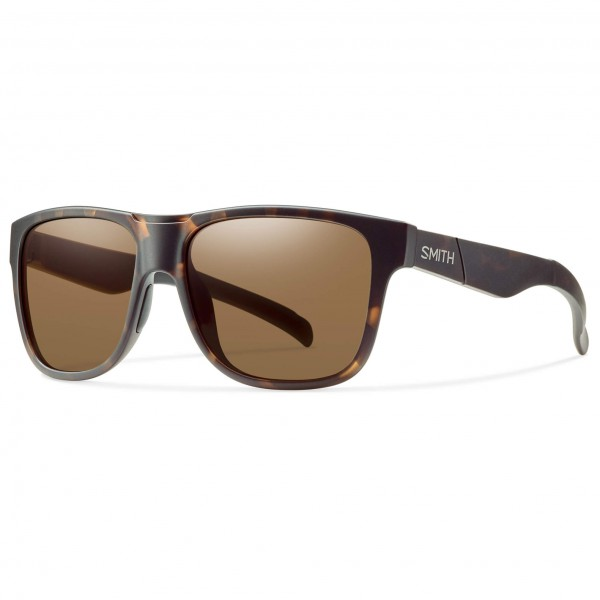Smith - Lowdown XL Brown Polarized - Lunettes de soleil