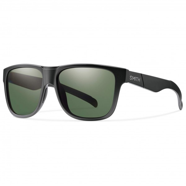 Smith - Lowdown XL Grey Green Polarized - Sunglasses