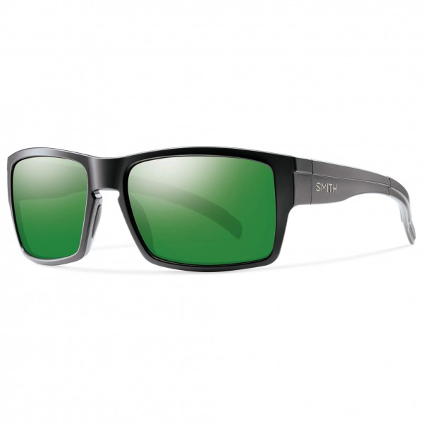 Smith - Outlier XL Grey Green Polarized - Sunglasses