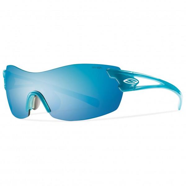 Smith - Pivlock Asana Blue Mir+Ignit+Transp - Cycling glasse