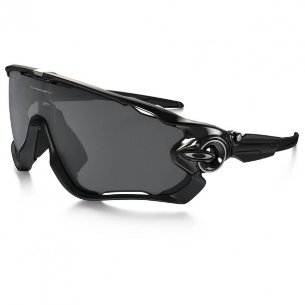 Oakley - Jawbreaker Black Iridium - Cycling glasses