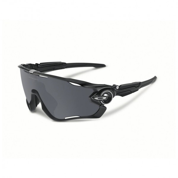 Oakley - Jawbreaker Black Iridium Polarized - Cycling glasse
