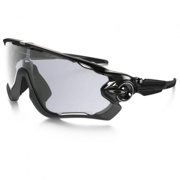 Oakley - Jawbreaker Clear Black Iridium Photocromatic