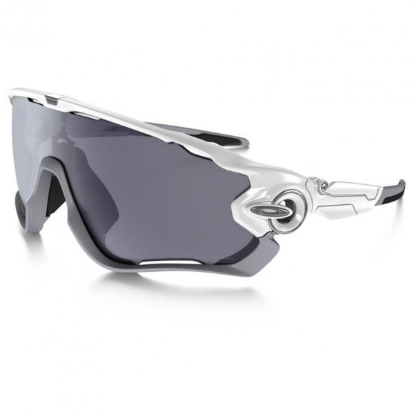 Oakley - Jawbreaker Grey Polarized - Cycling glasses