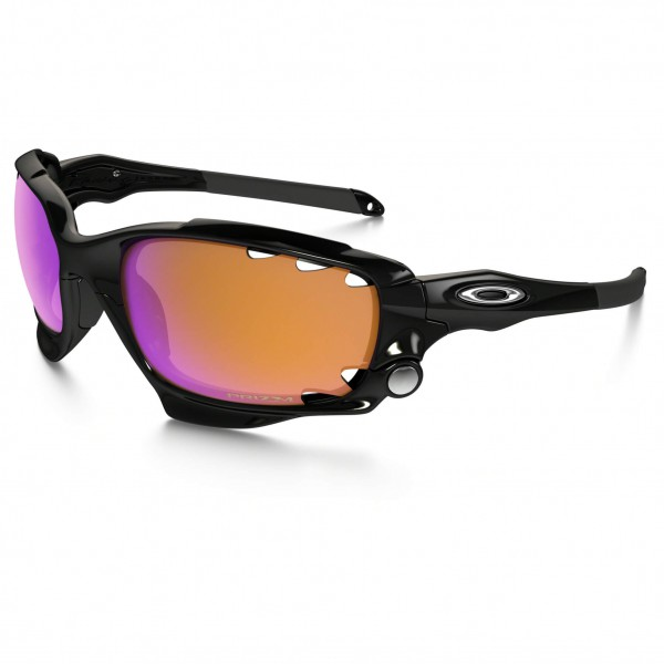 Oakley - Racing Jacket Prizm Trail & Clear Vented - Cycling glasses