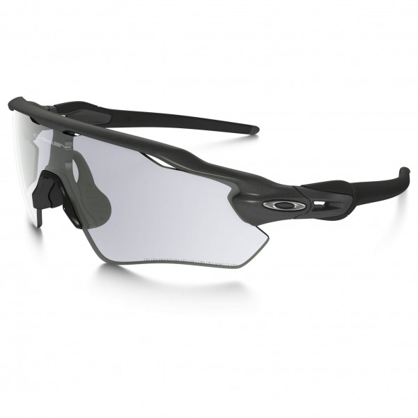Oakley - Radar EV Path Clear Black Iridium Photocromatic - Cycling glasses