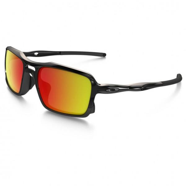 Oakley - Triggerman Ruby Iridium - Sonnenbrille