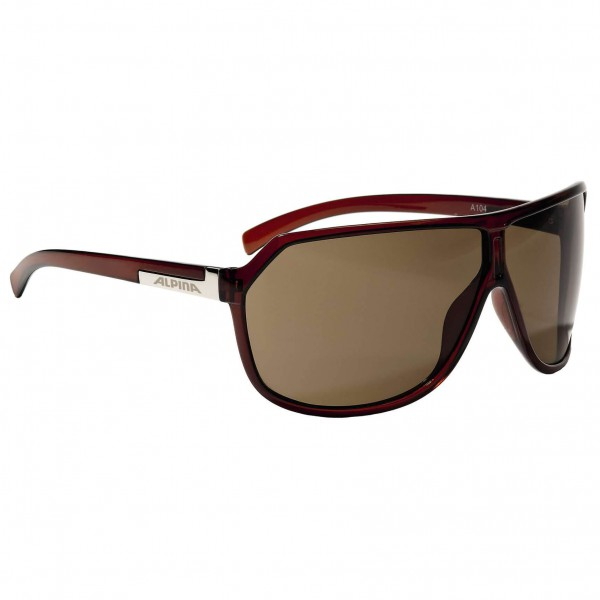 Alpina - A 104 Ceramic Brown S3 - Sunglasses