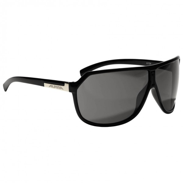 Alpina - A 104 Ceramic Mirror Black S3 - Sunglasses