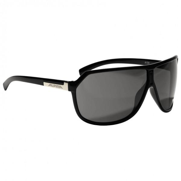 Alpina - A 104 Ceramic Mirror Black S3 - Sunglasses