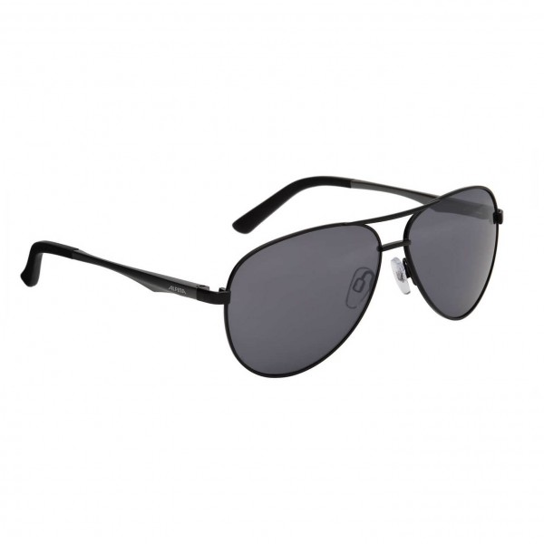 Alpina - A 107 Ceramic Mirror Black S3 - Sunglasses