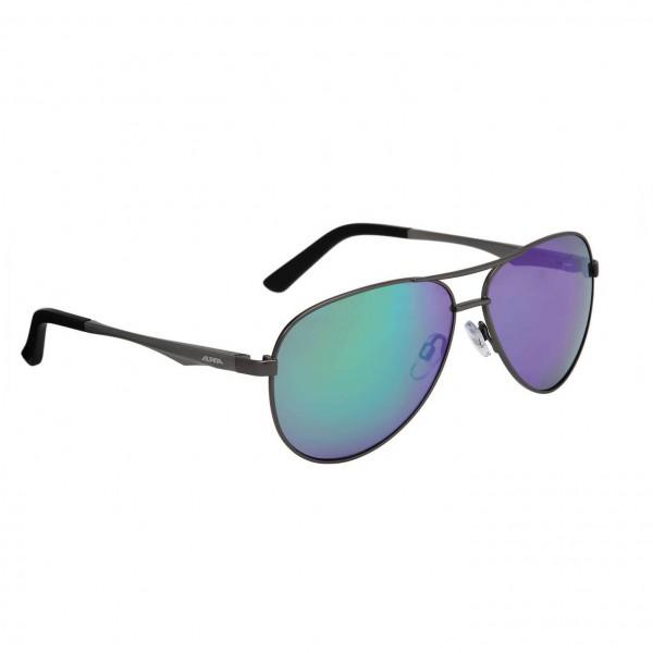 Alpina - A 107 Ceramic Mirror Green S3 - Sunglasses