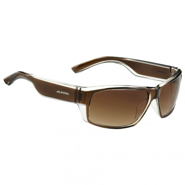 Alpina - A 61 Ceramic Brown Gradient S3 - Sunglasses