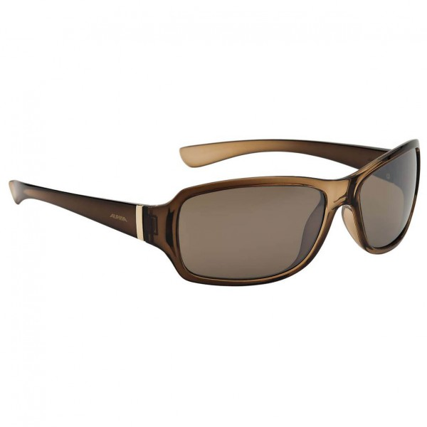 Alpina - A 64 Ceramic Mirror Brown S3 - Sunglasses