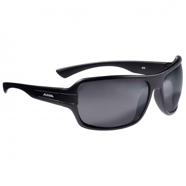 Alpina - A 72 Ceramic Mirror Black S3 - Sunglasses