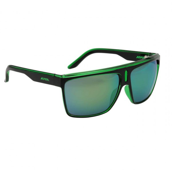 Alpina - Baranya Ceramic Mirror Green S3 - Sonnenbrille