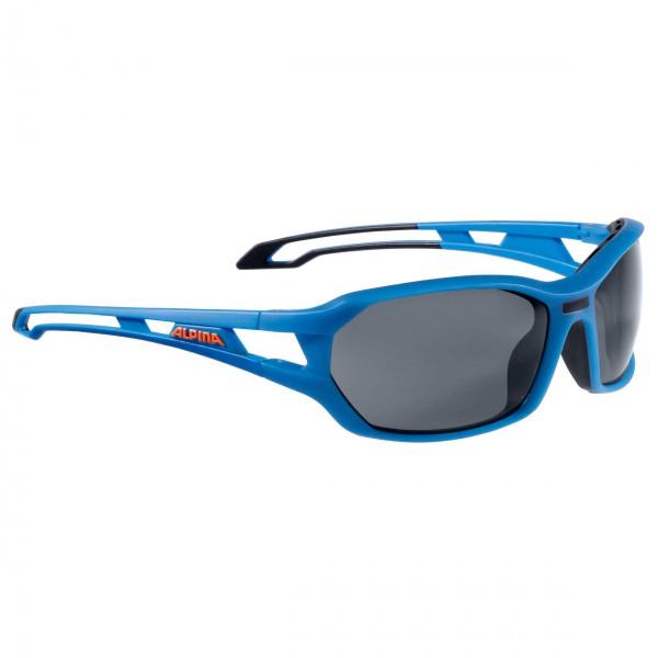 Alpina - Berryn P Polarized Black S3 - Solbriller