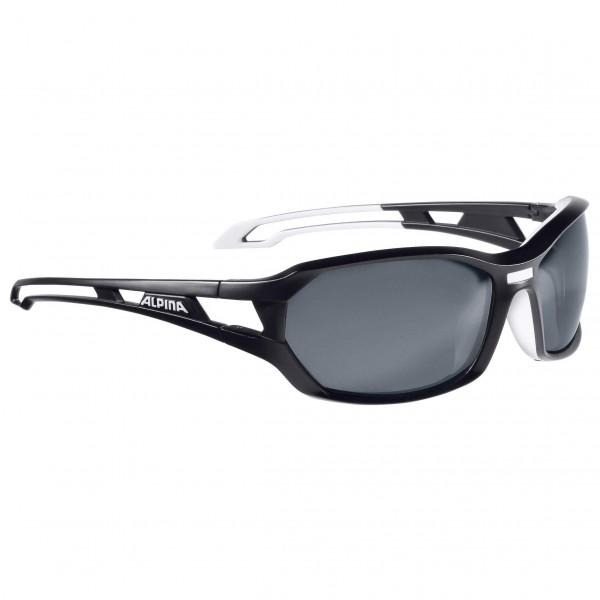 Alpina - Berryn P Polarized Mirror Black S3 - Sunglasses