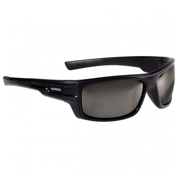 Alpina - Chill Ice CM+ Ceramic Mirror Fogstop Black S4 - Gletscherbrille