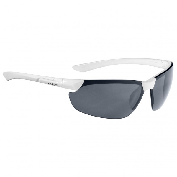 Alpina - Draff Ceramic Black S3 - Cycling glasses