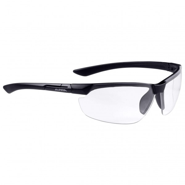 Alpina - Draff Ceramic Clear S0 - Cycling glasses