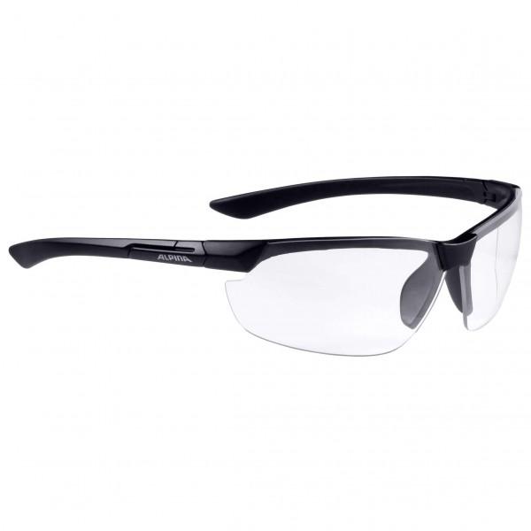 Alpina - Draff Ceramic Clear S0 - Cykelbriller