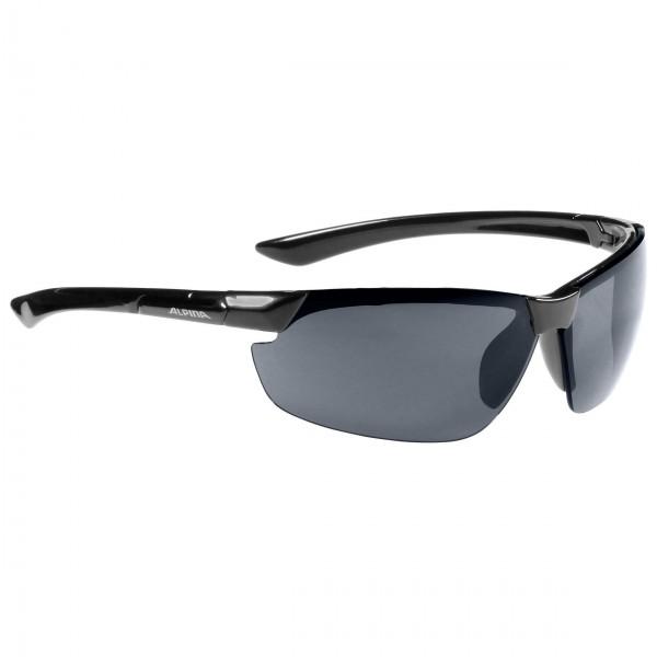 Alpina - Draff Ceramic Mirror Black S3 - Cykelbriller