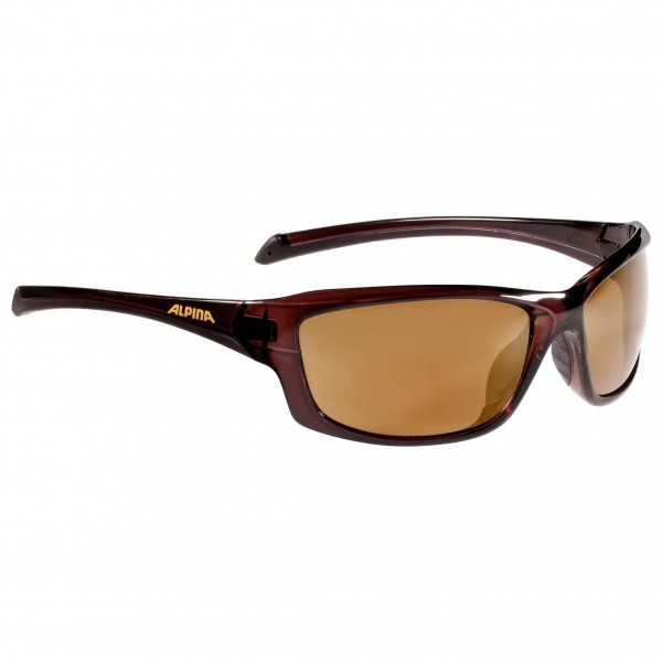 Alpina - Dyfer Ceramic Mirror Gold S3 - Sonnenbrille