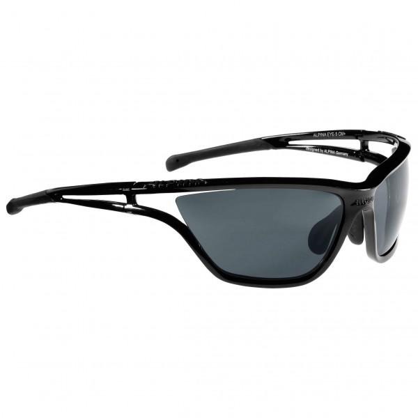 Alpina - Eye-5 CM+ Ceramic Mirror Fogstop Black S3