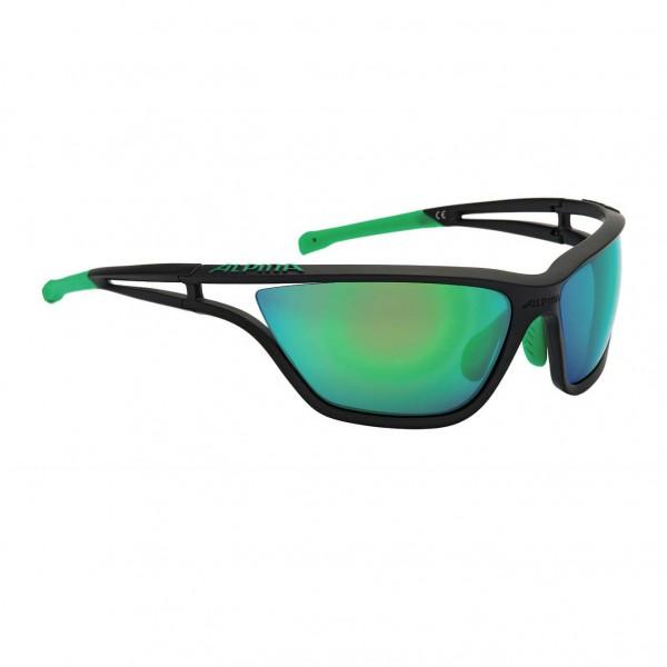 Alpina - Eye-5 CM+ Ceramic Mirror Fogstop Green S3