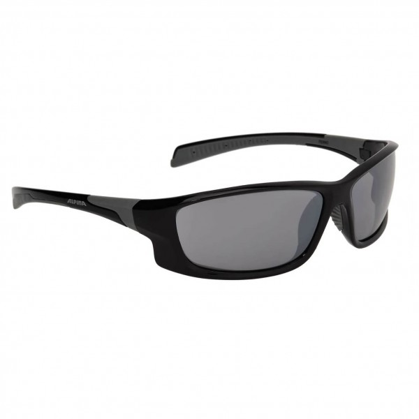 Alpina - Fenno Ceramic Mirror Black S3 - Aurinkolasit