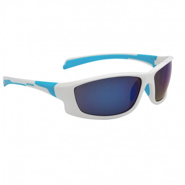 Alpina - Fenno Ceramic Mirror Blue S3 - Sunglasses