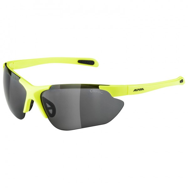 Alpina - Jalix Ceramic Black S3 - Cykelbriller
