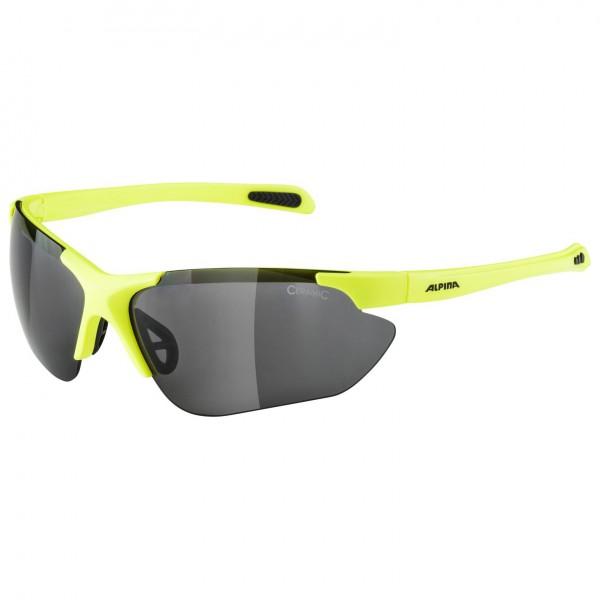 Alpina - Jalix Ceramic Black S3 - Cycling glasses