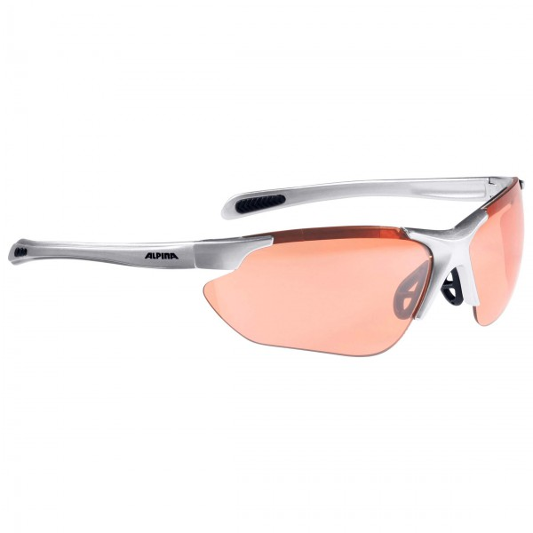 Alpina - Jalix Ceramic Mirror Orange S2 - Lunettes de cyclis