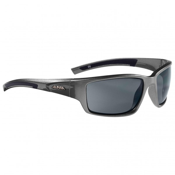 Alpina - Keekor Ceramic Black S3 - Sunglasses