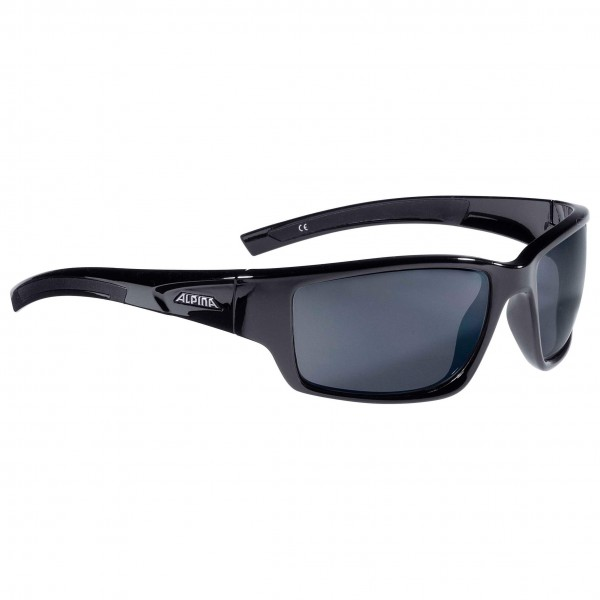 Alpina - Keekor Ceramic Mirror Black S3 - Zonnebril