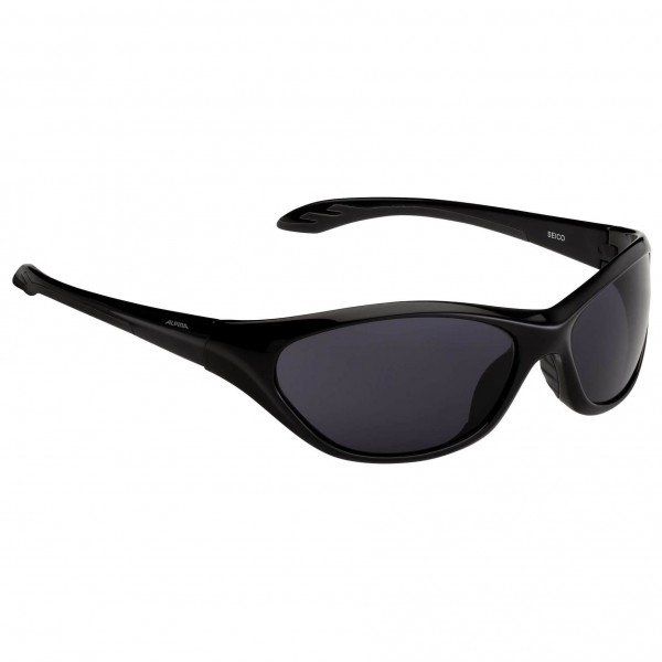 Alpina - Kid's Seico Ceramic Black S3 - Sonnenbrille