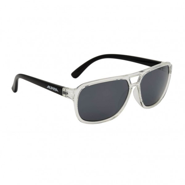 Alpina - Kid's Yalla Ceramic Mirror Black S3 - Sunglasses