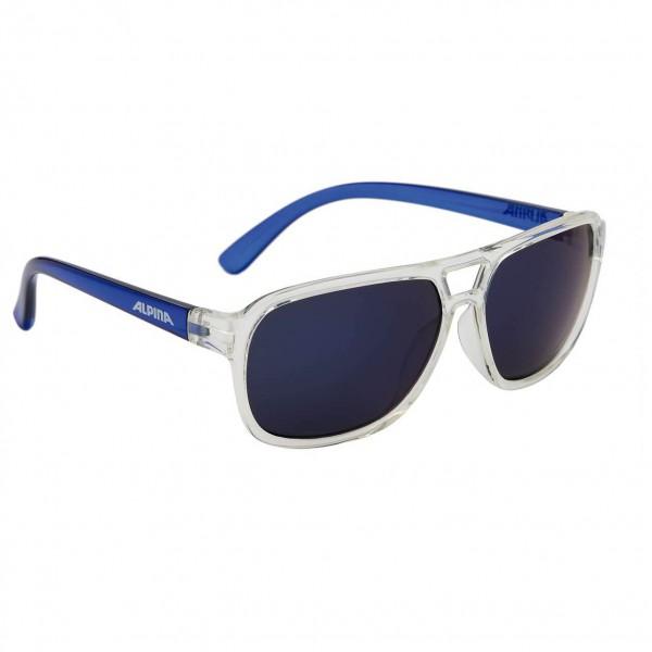 Alpina - Kid's Yalla Ceramic Mirror Blue S3 - Aurinkolasit