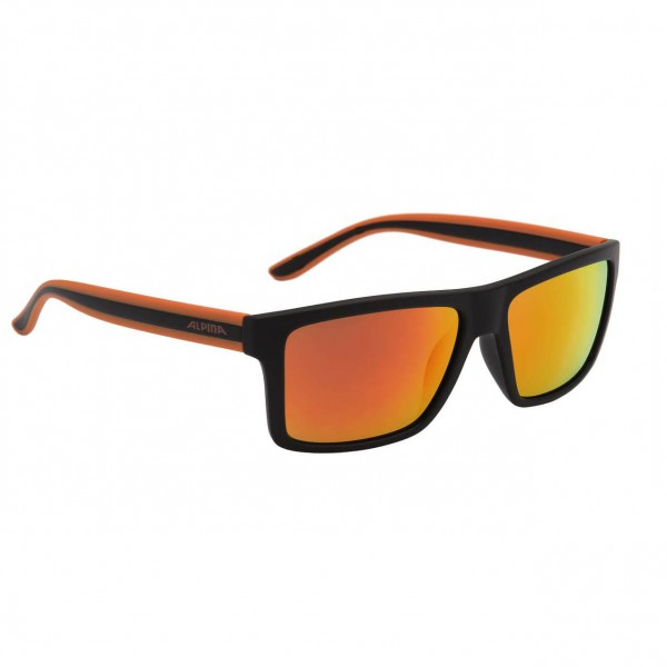 Alpina - Lenyo Ceramic Mirror Orange S3 - Lunettes de soleil