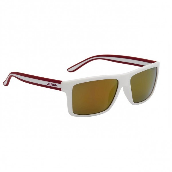 Alpina - Lenyo Ceramic Mirror Red S3 - Sunglasses